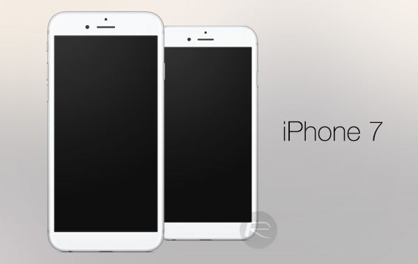 iPhone 7 home