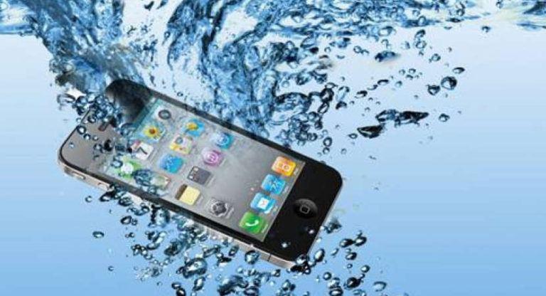 iPhone Suya Düştü, Ne Yapmalıyım ?
