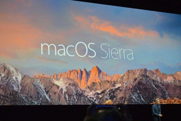 macOS Sierra 10.12 beta 2 genel kullanıcıya açıldı